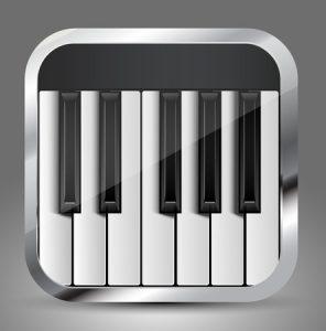 Piano App Icon