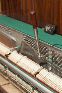 Upright Piano Tuning